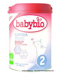 BabyBio Caprea 2 Follow-on goat milk from 6 months  900gr