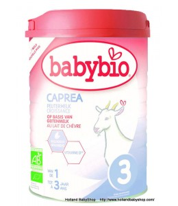 BabyBio Caprea 3 Growth goat milk from 10 months  900gr