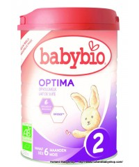 Babybio Optima 2 Follow-on  900g
