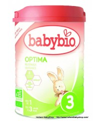 Babybio Optima 3 Growth  900g