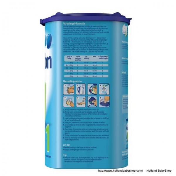 Nutrilon Baby Milk Powder Standard 1