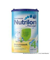 Nutrilon Baby Milk Powder 4 Vanilla