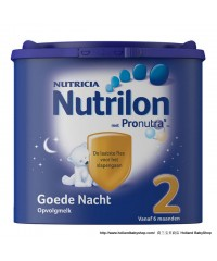 Nutrilon Good Night 2 baby milk powder  380g