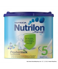 Nutrilon Baby Milk Powder 5 Vanilla