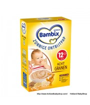 Bambix Eight Grains Cereal 12+