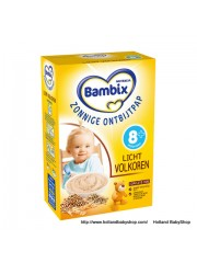 Bambix Sunny Breakfast Porridge Light Whole-wheat 8+