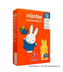 Bolletje Miffy Baby Biscuit 12 + (150 g)