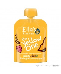 Ella's Kitchen 6+ Smoothie the yellow one  90g