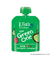 Ella's Kitchen 6+ Smoothie the green one  90g