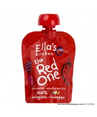 Ella's Kitchen 6+ Smoothie the red one 90g