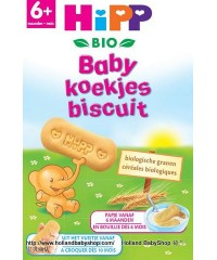 Hipp Organic baby cookies for porridge 6 months+