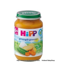 Hipp Organic Meal Mixed Vegetables from 6 months 190g