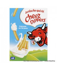 La Vache qui rit Cheez dippers natural  280g