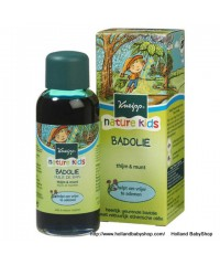 Kneipp Nature Kids Kneipp bath oil thyme and mint 100ml