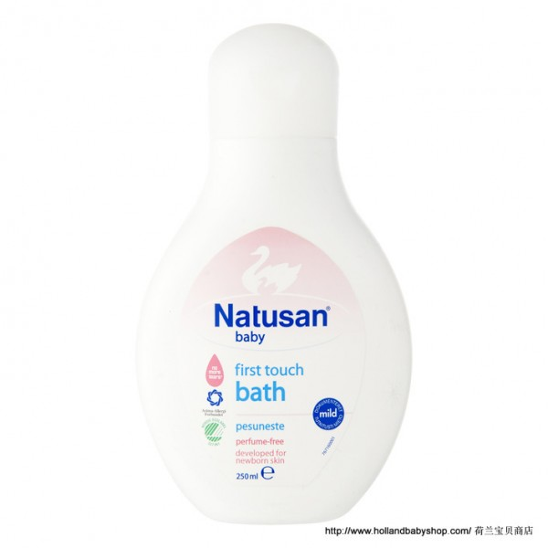 natusan first touch baby oil