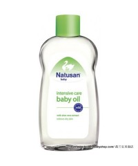 Natusan baby Intensive Care Baby Oil  200ml