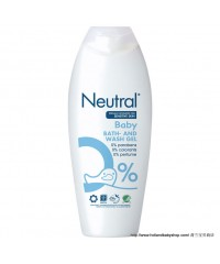 Neutral Baby Wash Gel  250ml