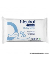 Neutral Baby Wipes (63 pcs)