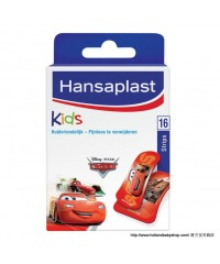 Hansaplast Junior Disney Cars Plasters 16 x