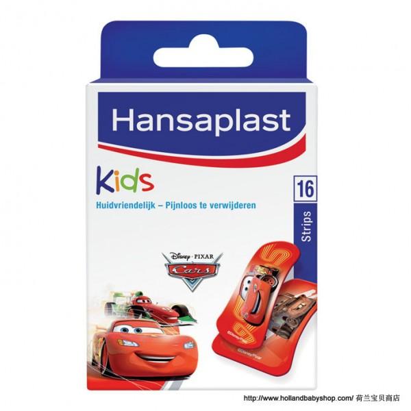 hansaplast junior disney cars plasters 16 x