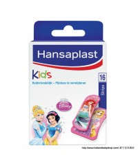 Hansaplast Junior Disney Princess Plasters 16 x
