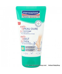 Hansaplast anti Foot calluses exfoliating cream 75ml