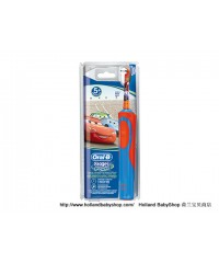 Oral-B electric toothbrush Stages Power (Cars)