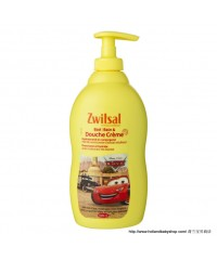 Zwitsal Bath & Shower Cream boys 400ml