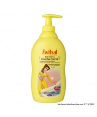 Zwitsal Bath & Shower Cream girls 400ml