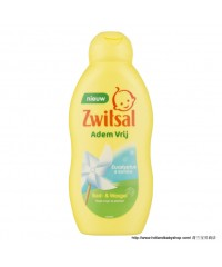 Zwitsal Bath gel breath-free eucalyptus 200ml
