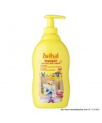 Zwitsal Anti-tangle shampoo girls 400ml