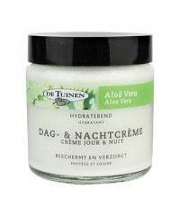 De Tuinen Aloe Vera Day And Night Cream 120ml