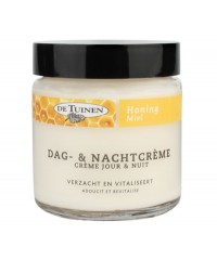 De Tuinen Honey Day & Night Cream 120ml
