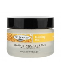 De Tuinen Honey Day & Night Cream 50ml