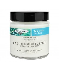De Tuinen Tea Tree cream 120ml