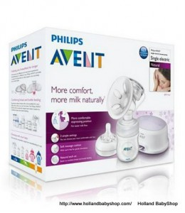 Philips Avent Comfort Single electric breast pump SCF332/01