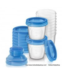 Philips Avent Breast milk storage cups SCF618/10