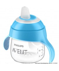 Philips Avent penguin Cup with Spout - Blue (200ml)