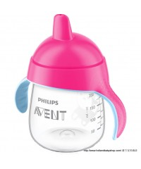 Philips Avent penguin Cup with Spout - Pink (260ml)