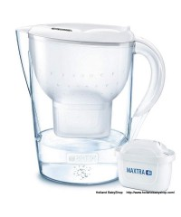 BRITA Marella white XL 3.5 L + 1 filter cartridge
