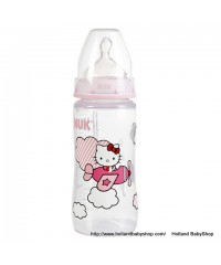 NUK Feeding bottle Hello Kitty - 300ml