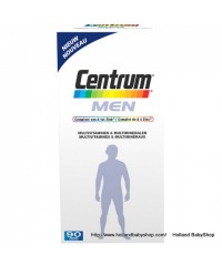 Centrum Men complete multivitamins  90 pcs