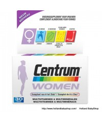 Centrum Women complete multivitamins  30 pcs