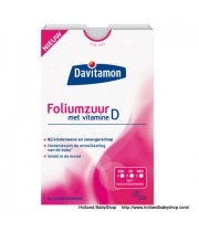 Davitamon Folic acid with vitamin D