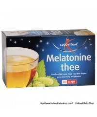 Lucovitaal Melatonine Tea  20 pc