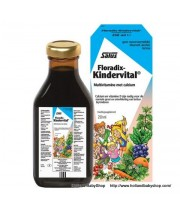 Salus KinderVital Multivitamin with Calcium  250ml