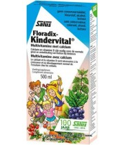 Salus KinderVital Multivitamin with Calcium  500ml