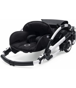 Bugaboo Bee 5 Gray Melange / Sunrise Yellow / Black Frame