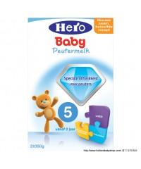 Hero Baby 5 Growth Milk 700g