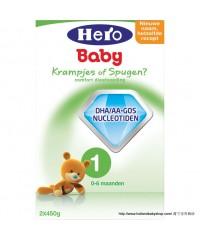 Hero Baby Comfort 1  (0 - 6 months) 900 g